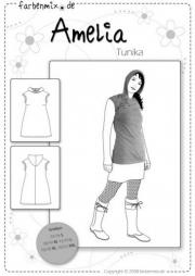 Image of the sewing pattern.