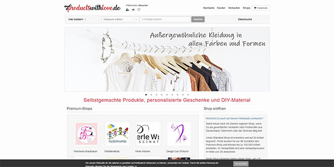 www.productswithlove.de