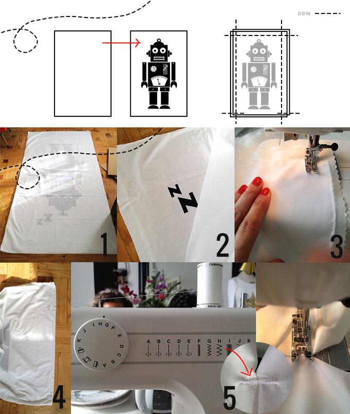 gestalte deine ureigene exklusive betw sche hier eine kleine anleitung von funkytime blog. Black Bedroom Furniture Sets. Home Design Ideas