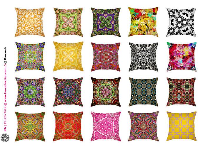 kissen selber gestalten im eigenen stil den lieblingsfarben passend zu vorh ngen co mit www. Black Bedroom Furniture Sets. Home Design Ideas