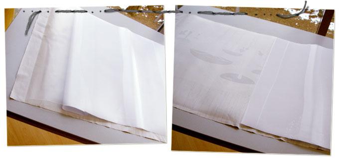 eine anleitung f r die montage eines selbst gedruckten lampenschirm stoffes blog stoff vom. Black Bedroom Furniture Sets. Home Design Ideas