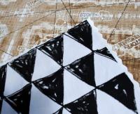 Bedruckter Stoff im Bild - beigetragen von Wilma Stoffheimer