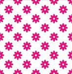 Stoff-Design - Pinke Blmchen - von Roskatzenauge auf www.Stoff-Schmie.de
