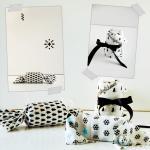 Kreative Stoff-Ideen zum Verpacken von Geschenken von Funkytime