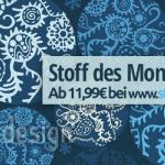 Blog-Stoff Bild zu Stoff des Monats Dezember + Lila-Lotta Adventskalender auf Blog.Stoff-Schmie.de