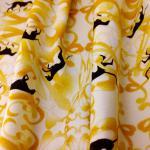 Windhund Stoffe - einer schöner als der andere... auf Blog.Stoff-Schmie.de