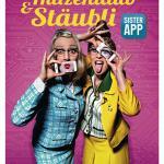 Ein neues Hutzenlaub und Stäubli Kostüm entsteht auf Blog.Stoff-Schmie.de