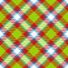 Design - Karierter Stoff (rot/grün) - by Stoff-Schmie.de, read more about this textile design