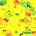 Design - Sommer, Sonne satt! - by Stoff-Schmie.de, read more about this textile design