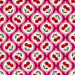 Design - Sweet Peppy Cherry Love pink - by Lila-Lotta, read more about this textile design