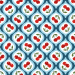 Design - Sweet Peppy Cherry Love - by Lila-Lotta, read more about this textile design