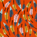 Design - Typchen Federn GO  - by Lila-Lotta, read more about this textile design