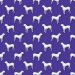 Design - dogo-argentino - by LOHER.design, read more about this textile design