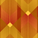 Design - golden cubes 2 - by LOHER.design, read more about this textile design