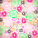 Design - Summerflowers - by Fuenfstueck, read more about this textile design