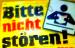 Design - Bitte nicht Stoeren - by Like a Bonbon, read more about this textile design
