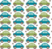 Design - Cars inspired by C.Gabor - by Wilma Stoffheimer, read more about this textile design