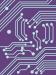 Design - PC, Platine, Computer I Purple - by acs-art, read more about this textile design