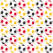 Design - Fußball Stoffe - by Andreas Becker, read more about this textile design