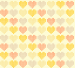 "Design - Sommer Herzen ""Apfelsine"" - by Lieblingsstoff, read more about this textile design"
