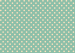 Design - Blue Retro Dots - by Andreas Becker, read more about this textile design
