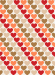 Design - Sommer Herzen Short Stoff - by Lieblingsstoff, read more about this textile design