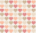 """Design - Sommer Herzen """"Waldpilze"""" - by Lieblingsstoff, read more about this textile design"""