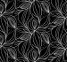 Design - organic_lines_schwarzweiss.png - by MiaMaigruen, read more about this textile design
