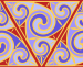 Design - Spirale 3 - by Myeskathry, read more about this textile design
