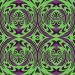 Design - mahavishnu - by pert, read more about this textile design