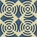 Design - medium wave - by pert, read more about this textile design