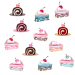 Design - Cakes - by SweetDollArtist, read more about this textile design