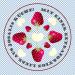 Design - Erdbeeren mit einer Extraportion Liebe aus Josalis Küche - by Josali, read more about this textile design