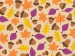 Design - Herbstwind - by lillybrunzlow, read more about this textile design