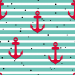 Design - Pünktchenanker - by millema, read more about this textile design