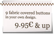 Order your customized fabric buttons!